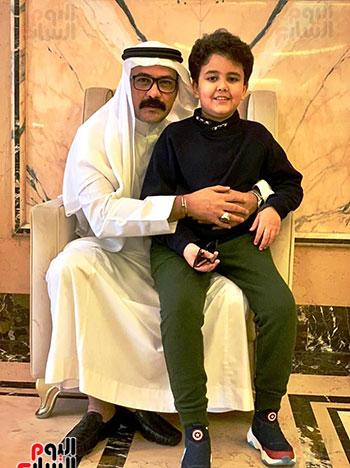 محمد رجب وابنه يوسف (2)
