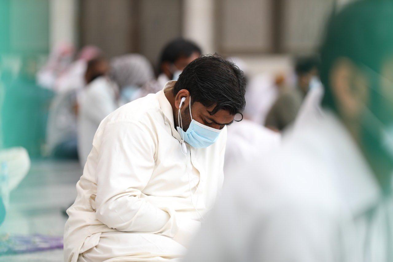 الصلاة فى المسجد الحرام