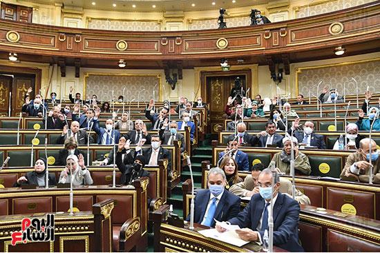 الجلسة العامة لمجلس النواب (18)