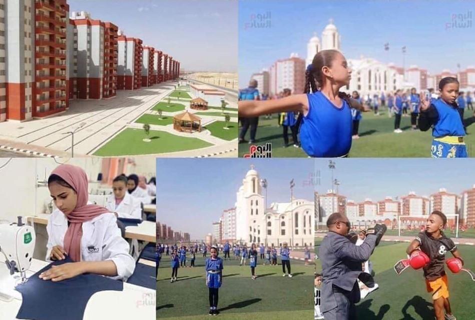 تطوير العشوائيات فى القاهرة (29)