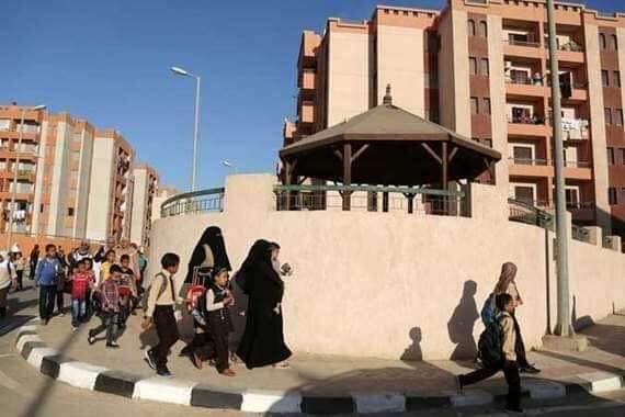 تطوير العشوائيات فى القاهرة (4)