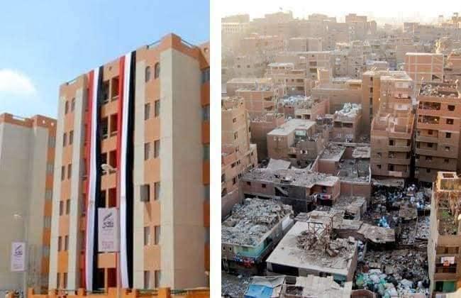 تطوير العشوائيات فى القاهرة (10)