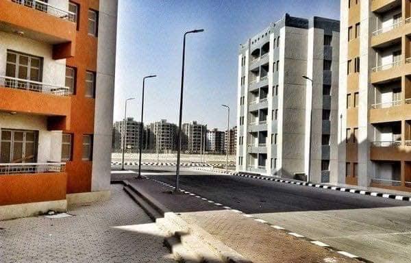 تطوير العشوائيات فى القاهرة (11)