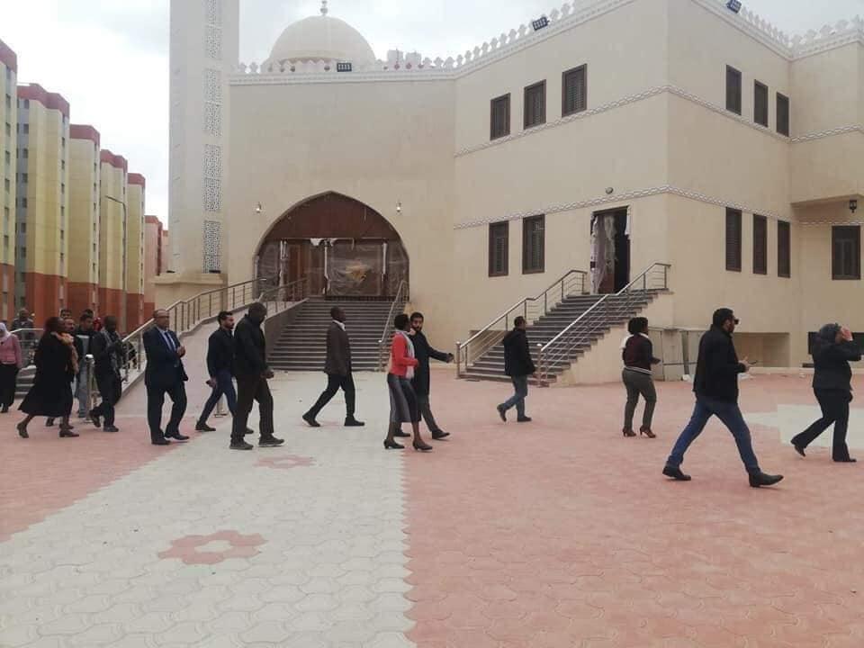 تطوير العشوائيات فى القاهرة (15)