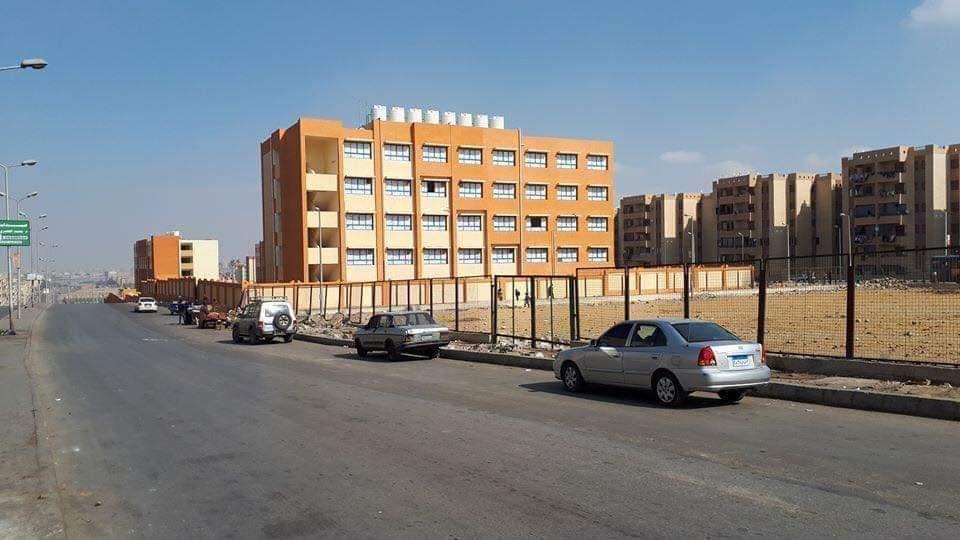 تطوير العشوائيات فى القاهرة (17)