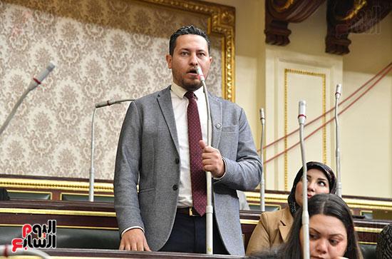 الجلسة العامة لمجلس النواب (33)