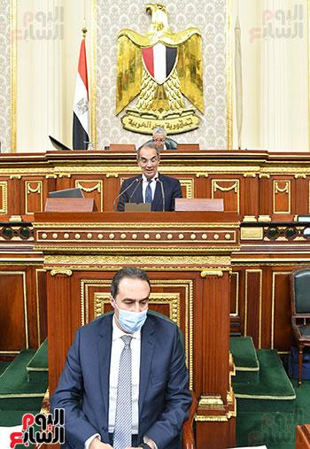 الجلسة العامة لمجلس النواب (21)