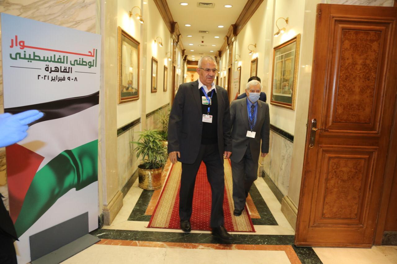 الفصائل الفلسطينية تجتمع فى القاهرة