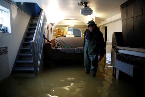 فيضانات فرنسا (12)