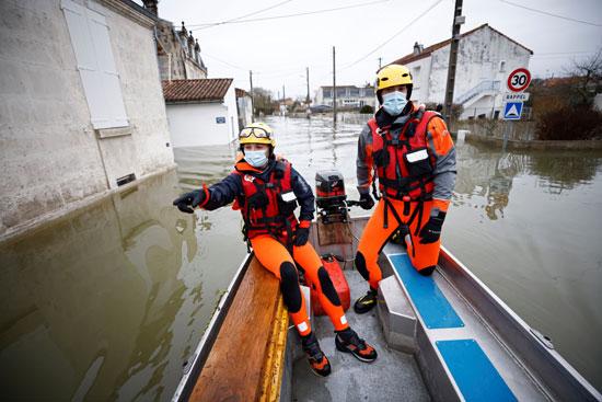 غرق فرنسا (1)