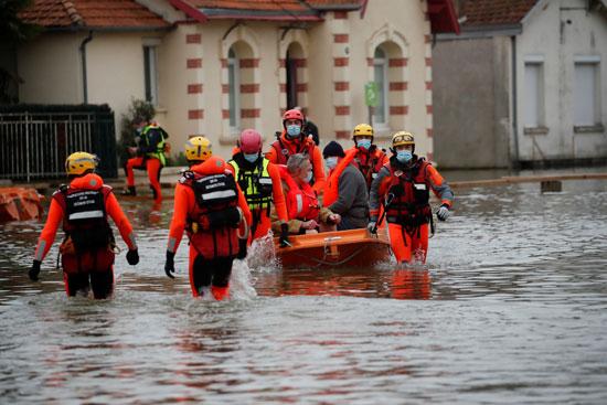 غرق فرنسا (2)