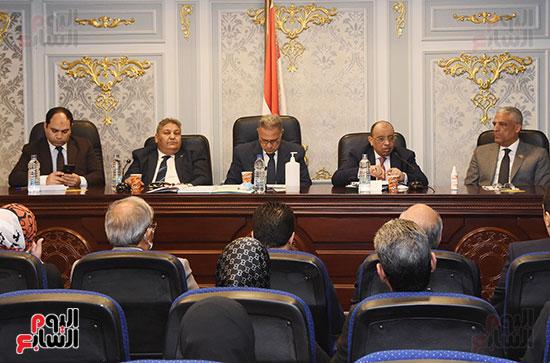 اجتماع لجنة الادارة المحلية  (1)