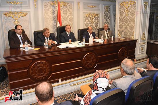 اجتماع لجنة الادارة المحلية  (7)