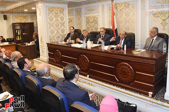 اجتماع لجنة الادارة المحلية  (3)