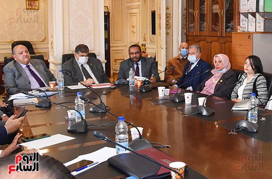 لجنة الصحة بمجلس النواب  (3)