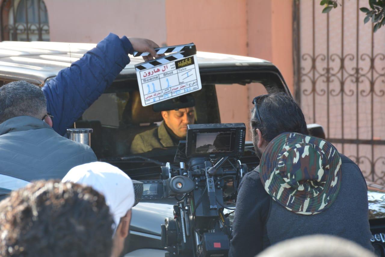 أسرة فيلم آل هارون تستعد لاستئناف التصوير (2)