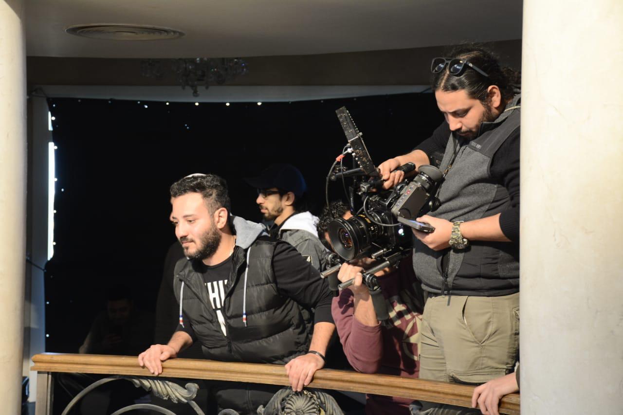 أسرة فيلم آل هارون تستعد لاستئناف التصوير