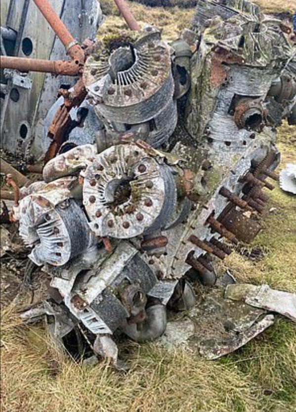 أجزاء من المحرك