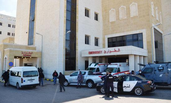 حادث مستشفى السلط (2)