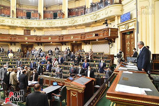 الجلسة العامة لمجلس النواب (25)