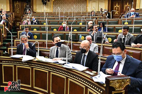 الجلسة العامة لمجلس النواب (4)
