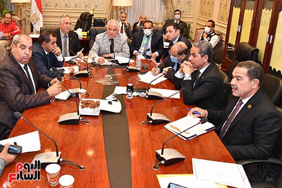 اجتماع لجنة الزراعة والري  (2)