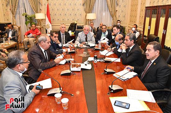 اجتماع لجنة الزراعة والري  (3)