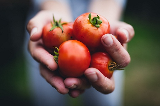 وصفات طبيعية للبشرة بالطماطم