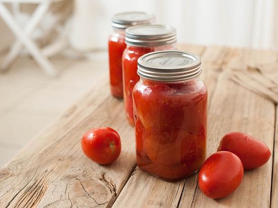 وصفات للبشرة من الطماطم