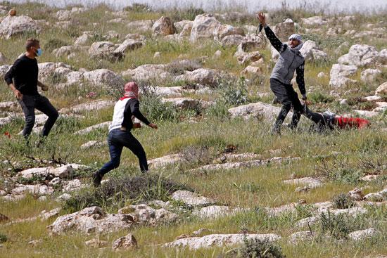 استشهاد فلسطيني (4)