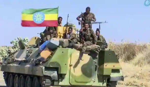مليشيات إثيوبيا