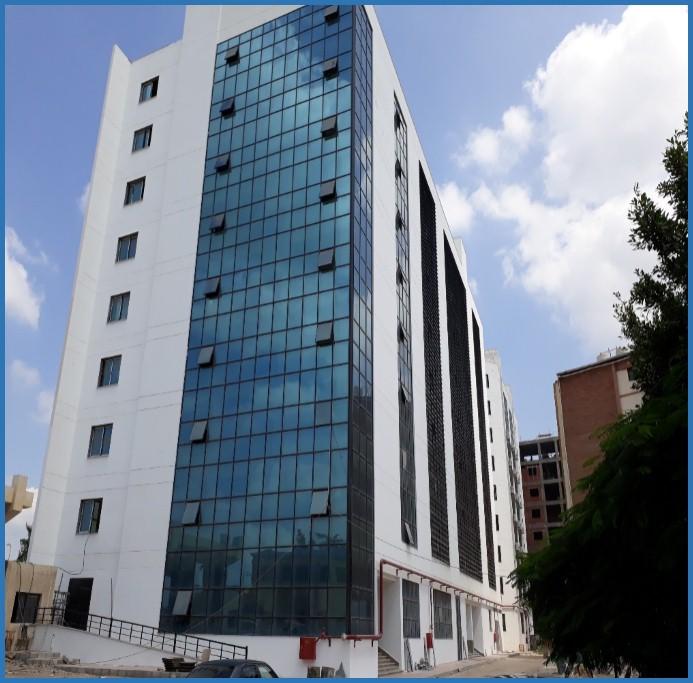 أعمال تطوير جامعة دمنهور