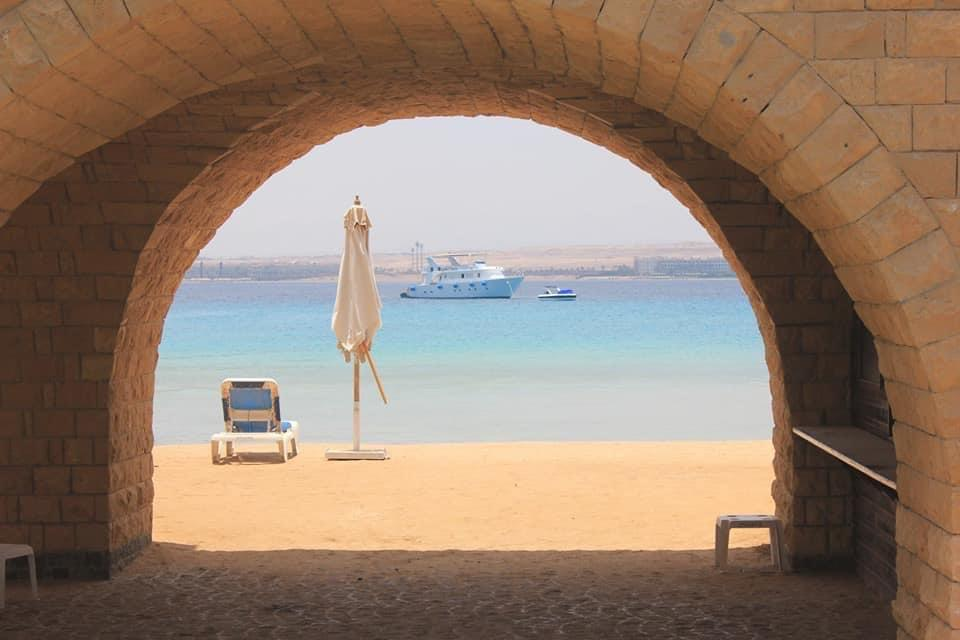 جمال الشواطئ