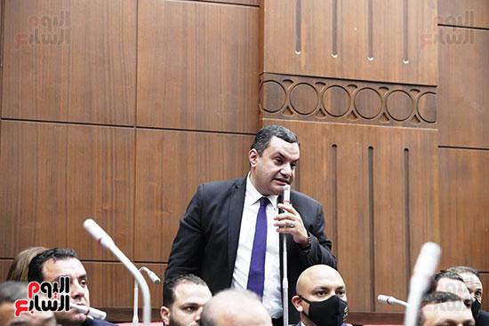 الجلسة العامة لمجلس الشيوخ (18)