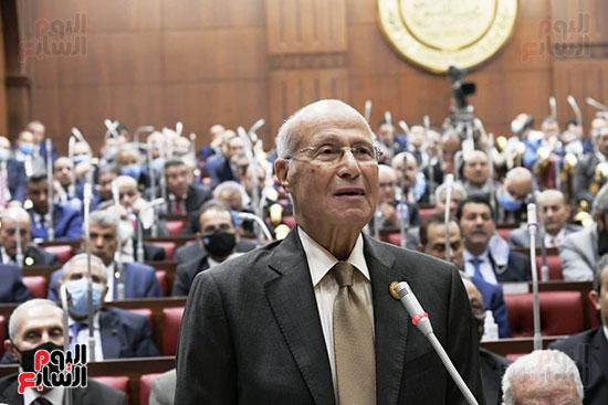 الجلسة العامة لمجلس الشيوخ (4)