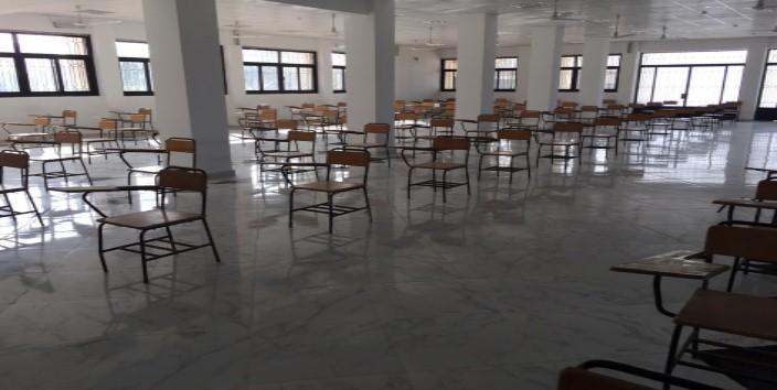 قاعات جامعة قناة السويس