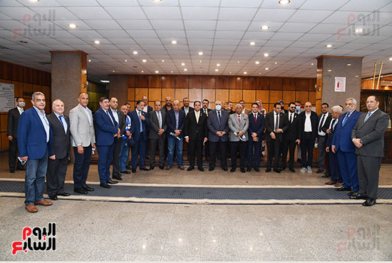 لجنة النقل بمجلس النواب (12)