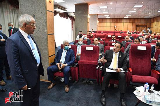 لجنة النقل بمجلس النواب (8)