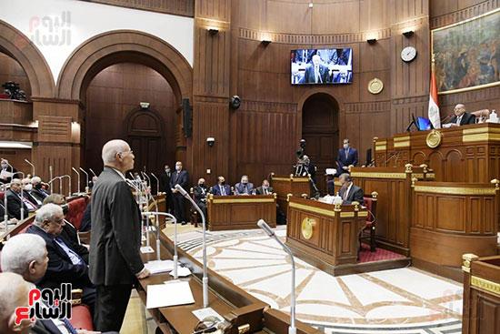 الجلسة العامة لمجلس الشيوخ (16)