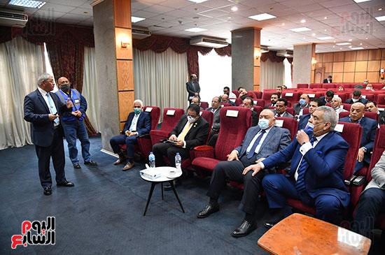 لجنة النقل بمجلس النواب (10)