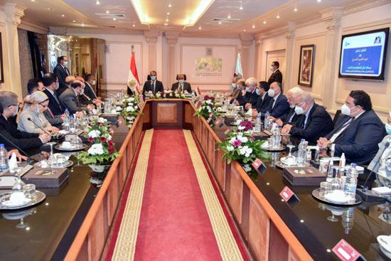 تعاون بين العربية للتصنيع وشركة دولية لمشروعات التحول الرقمى المتكاملة (3)