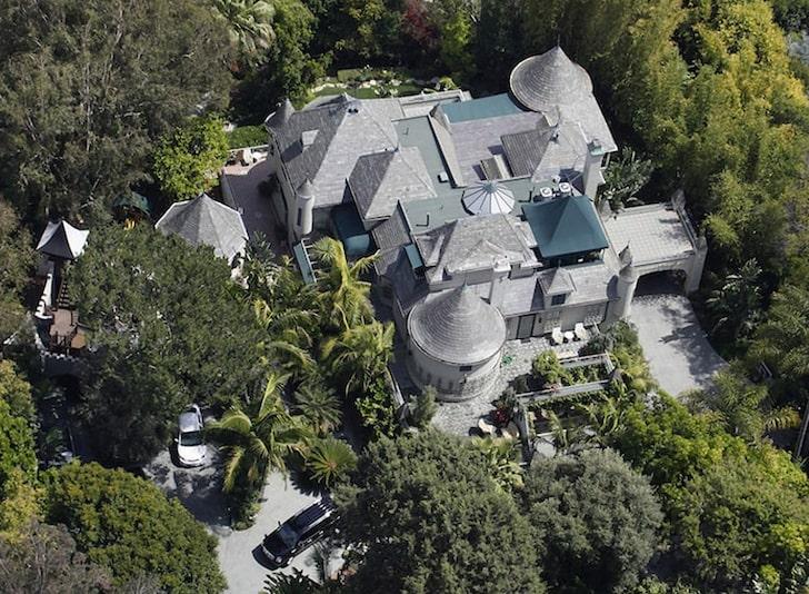 منزل جوني ديب