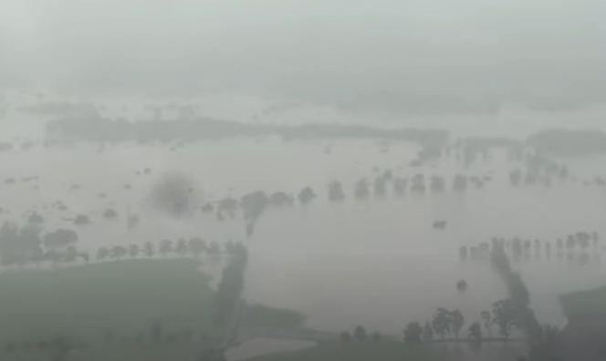 الفيضانات تجتاج استراليا