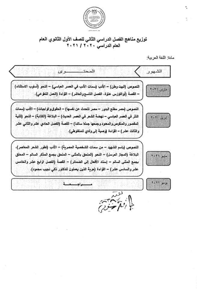 320212283047755-لغة عربية أولى ثانوى