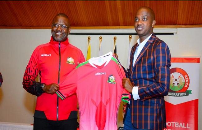 Kenya coach Jacob