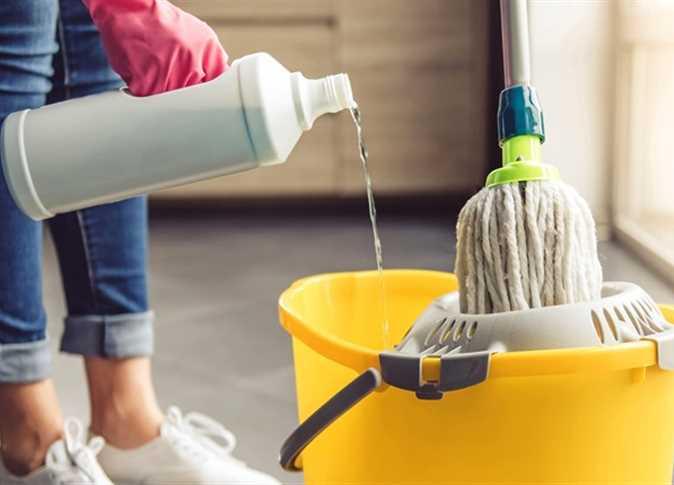 التنظيف
