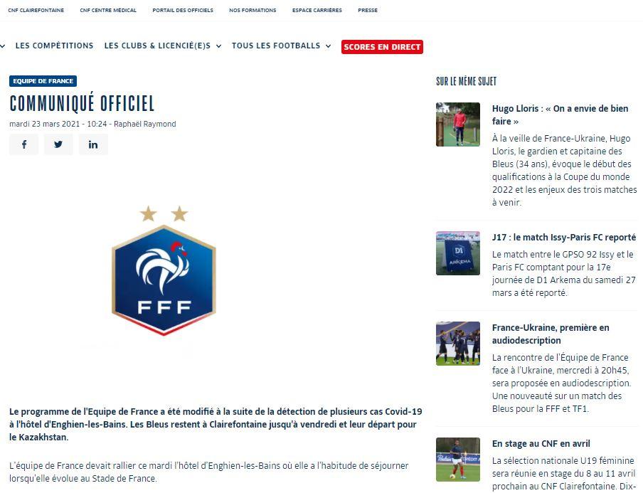 بيان اتحاد فرنسا