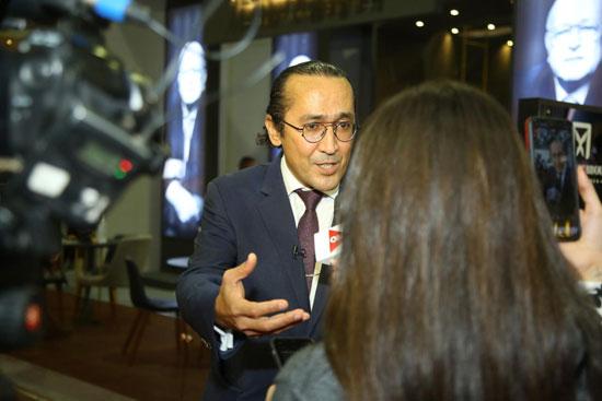 أحمد غزي رئيس شركة إيه سي جي أي تي إف (2)