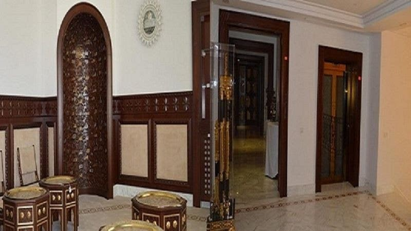 قصر زين العابدين بن على