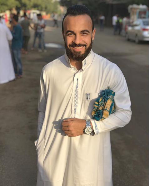 قصة صور..محمد مجدى أفشة ملك الضربات القاضية - اليوم السابع